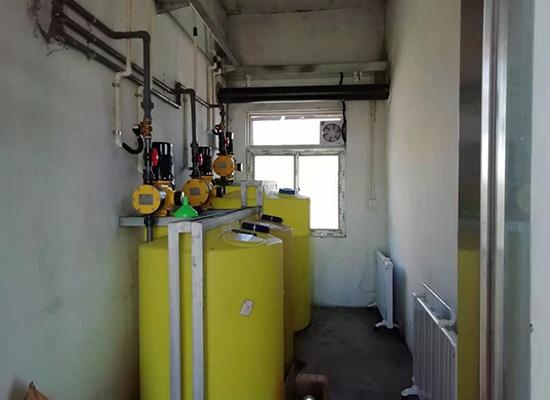 辽宁省康平监狱污水处理站运维项目