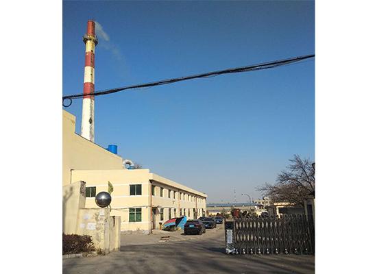 茨榆坨热源厂脱硫除尘脱硝运维