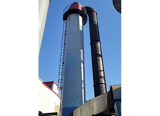 太原热源厂脱硫除尘脱硝运维工程